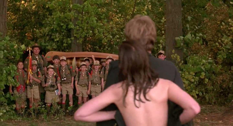 Boy Scouts in I Love Trouble