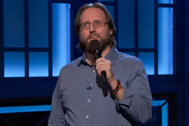 Watch local comedian Nick Hart on last night's Conan