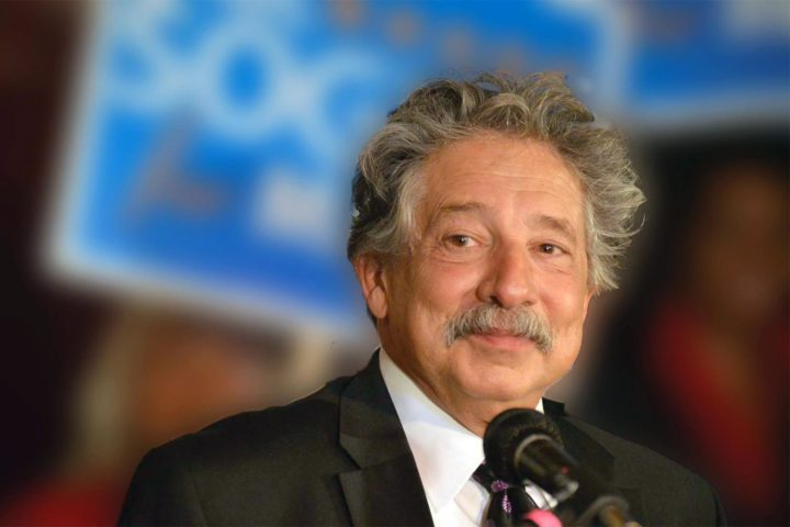 Mayor Paul Soglin says he won't seek re-election in 2019