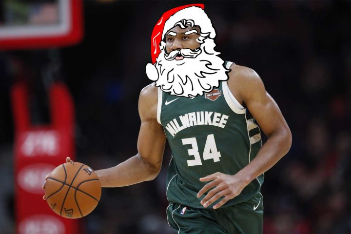 The Bucks to play on Christmas for first time since 1977