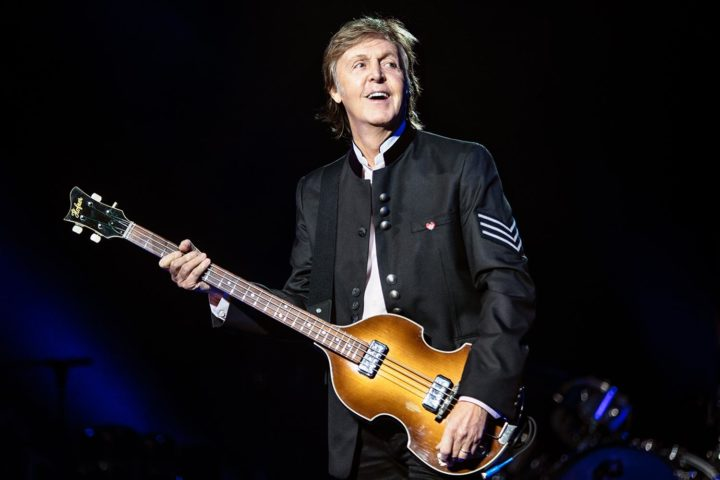 Paul McCartney to play Kohl Center in 2019