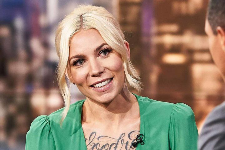 Watch Mazomanie native Skylar Grey on The Daily Show