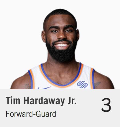 Tim Hardaway Jr.