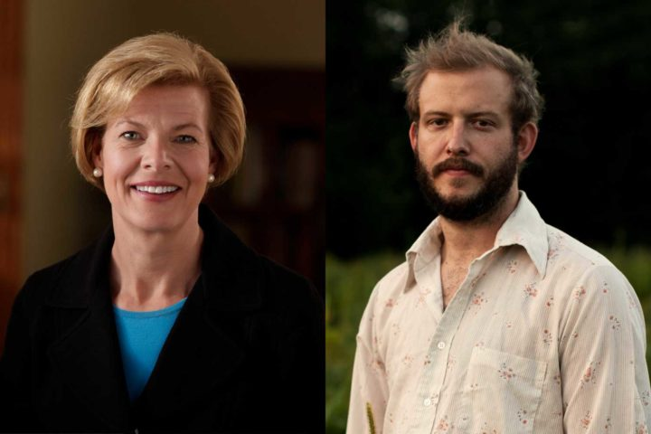 Bon Iver to hold concert/fundraiser for Tammy Baldwin