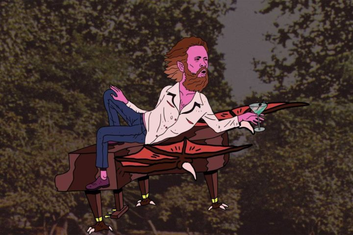 Father John Misty's funniest music videos