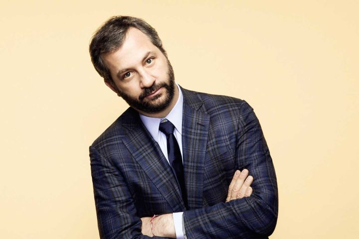 Judd Apatow is doing a pre-election run at Comedy on State