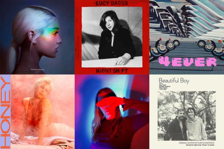 Pop Gazing's 20 favorite songs of 2018