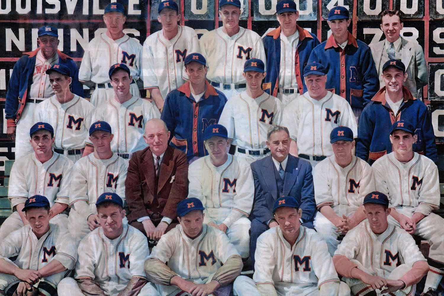 1936 Brewers
