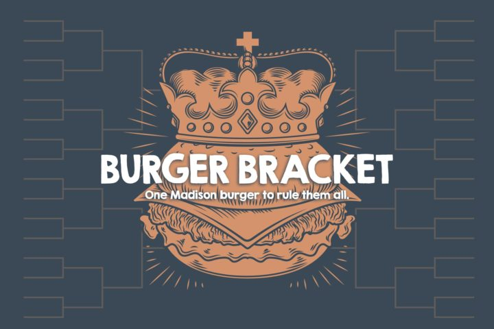 Village Bar's Brick Burger wins Burger Bracket championship