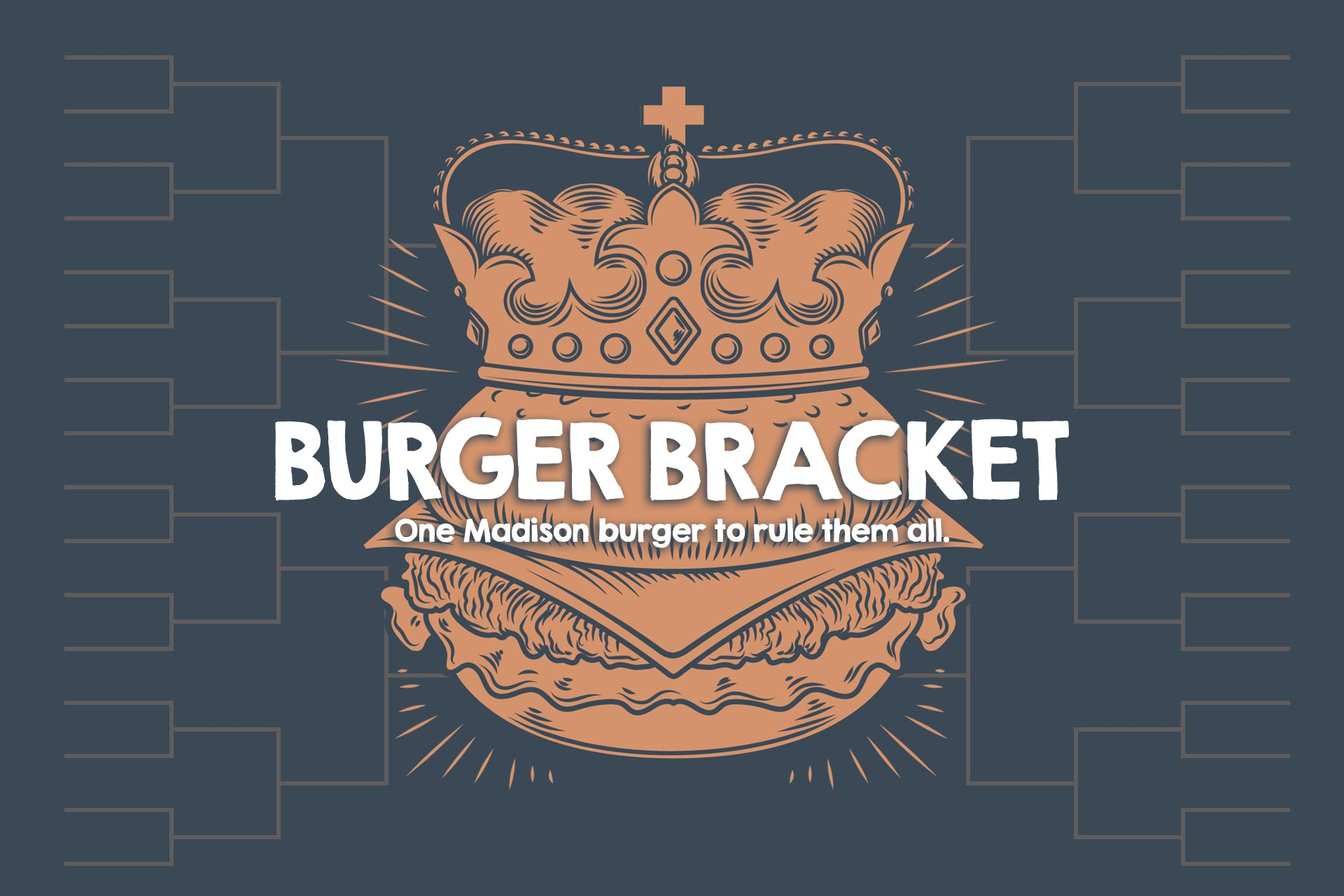 madison burger bracket