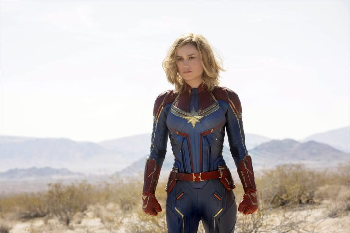 Captain Marvel feels the need: the need for speed