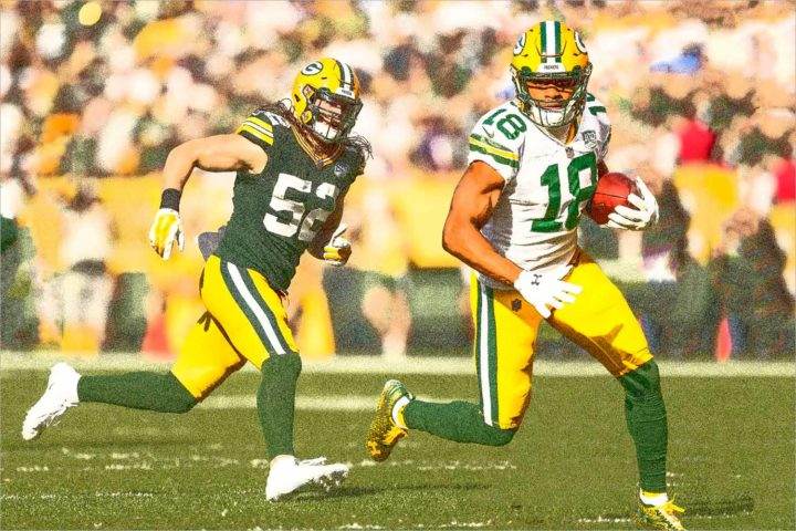 A fond farewell to Randall Cobb and Clay Matthews