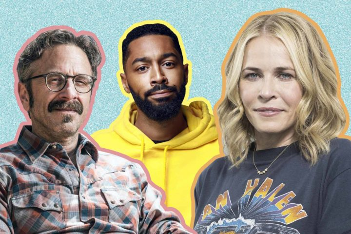 Spring Comedy Preview '19: Marc Maron, Tone Bell, Chelsea Handler and more