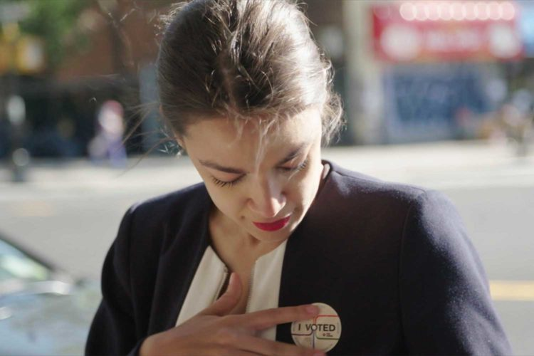 Ocasio-Cortez fever comes to the Wisconsin Film Festival