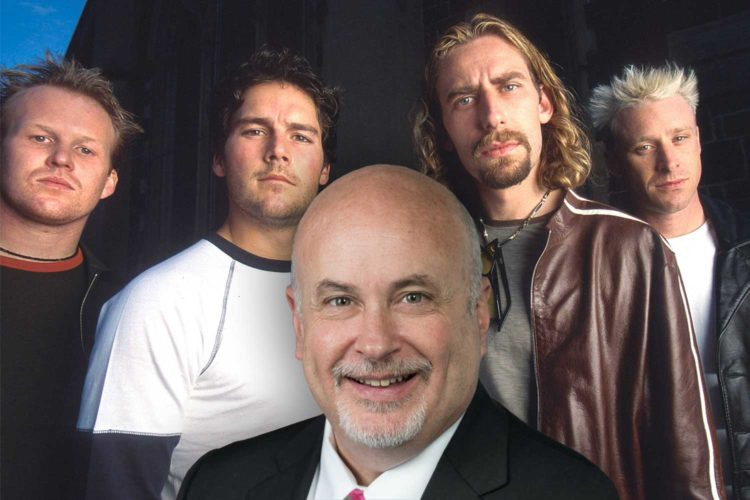 Congressman Mark Pocan takes a stand against… Nickelback?