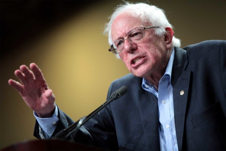 Bernie Sanders to hold rally at James Madison Park
