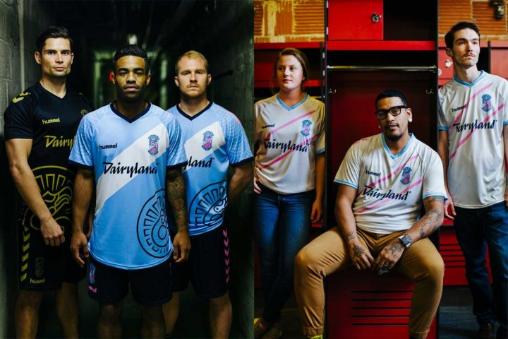 Let's rate USL League One's kits (spoiler: Forward Madison FC is best)