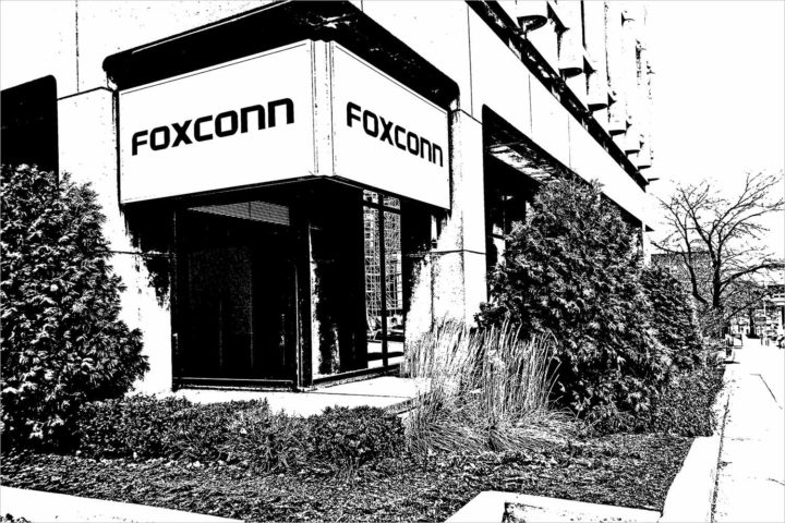 Foxconn to buy, probably leave vacant an office in Madison
