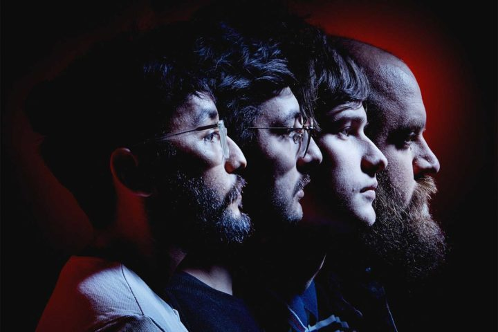 Foxing's Conor Murphy on leaving the basement behind