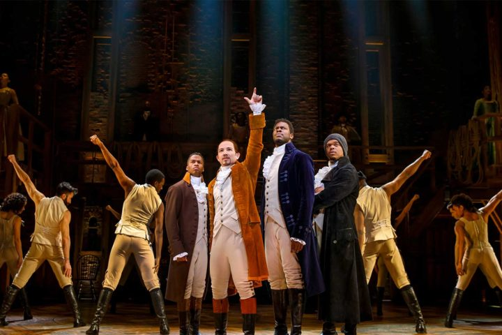 We finally know when Hamilton will play in Madison