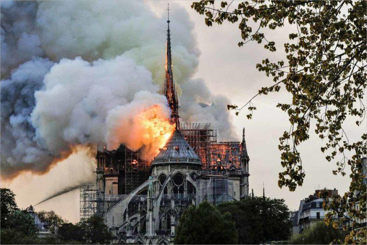 DJ Nick Nice recalls his summer job at Notre Dame Cathedral