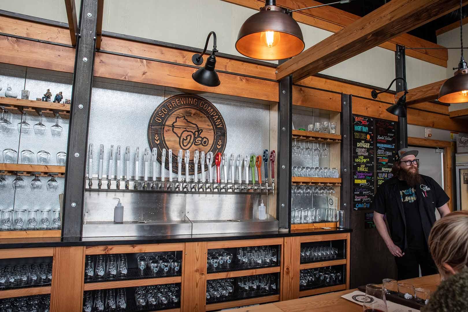 Madhouse bar