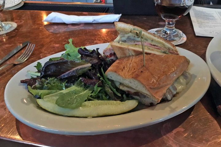 The Great Sandwich Quest: Rockhound Brewing's Cubano