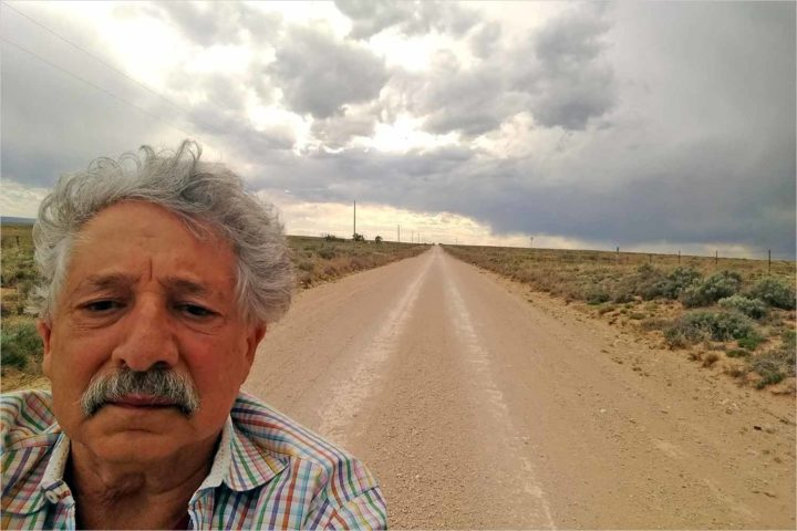 Former mayor Paul Soglin is scowling his way across America