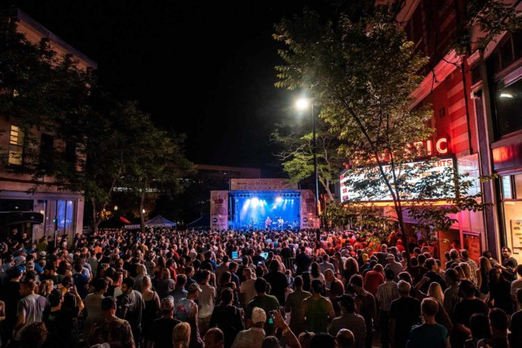 Here's the 2019 Live on King Street lineup