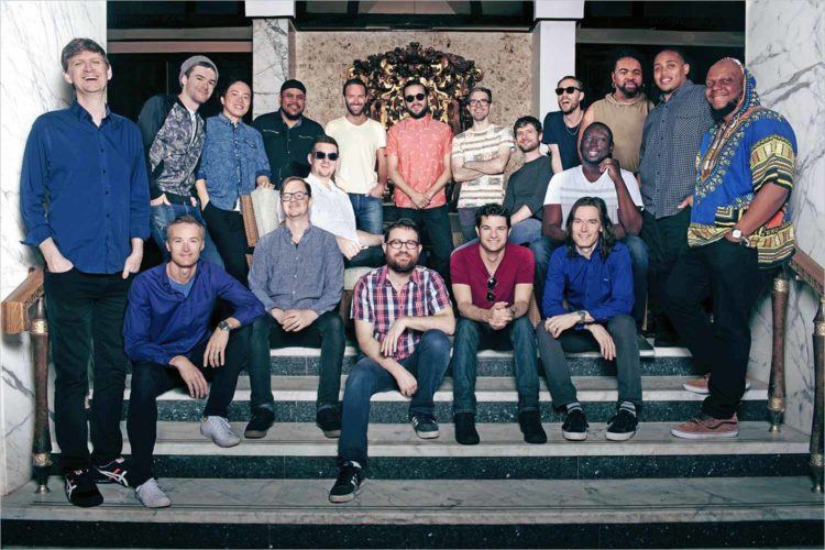 Win 2 tickets to Snarky Puppy at the Orpheum Theater