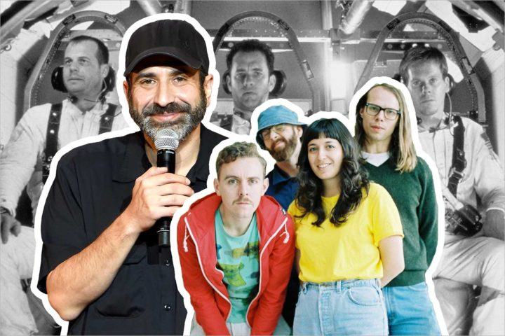 This week in Madison: Dave Attell, Apollo 13, The Beths, and more