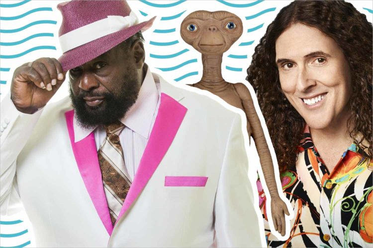 "This week in Madison: George Clinton, E.T., ""Weird Al"" and more"