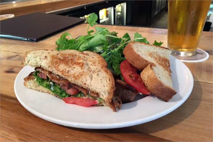 The Great Sandwich Quest: The Coopers Tavern's bone marrow BLT
