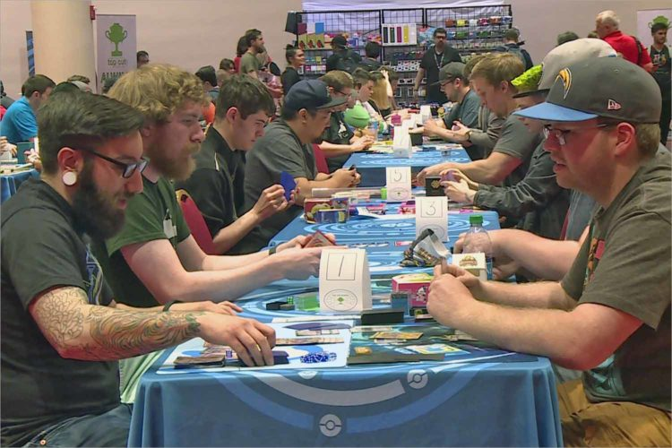 Madison catches 'em all at Pokémon Regional Championships