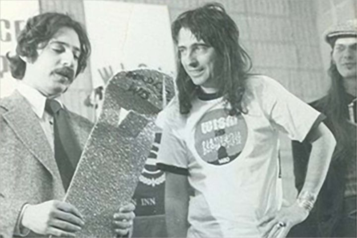 "When Alice Cooper got the ""key"" to Madison from Paul Soglin"