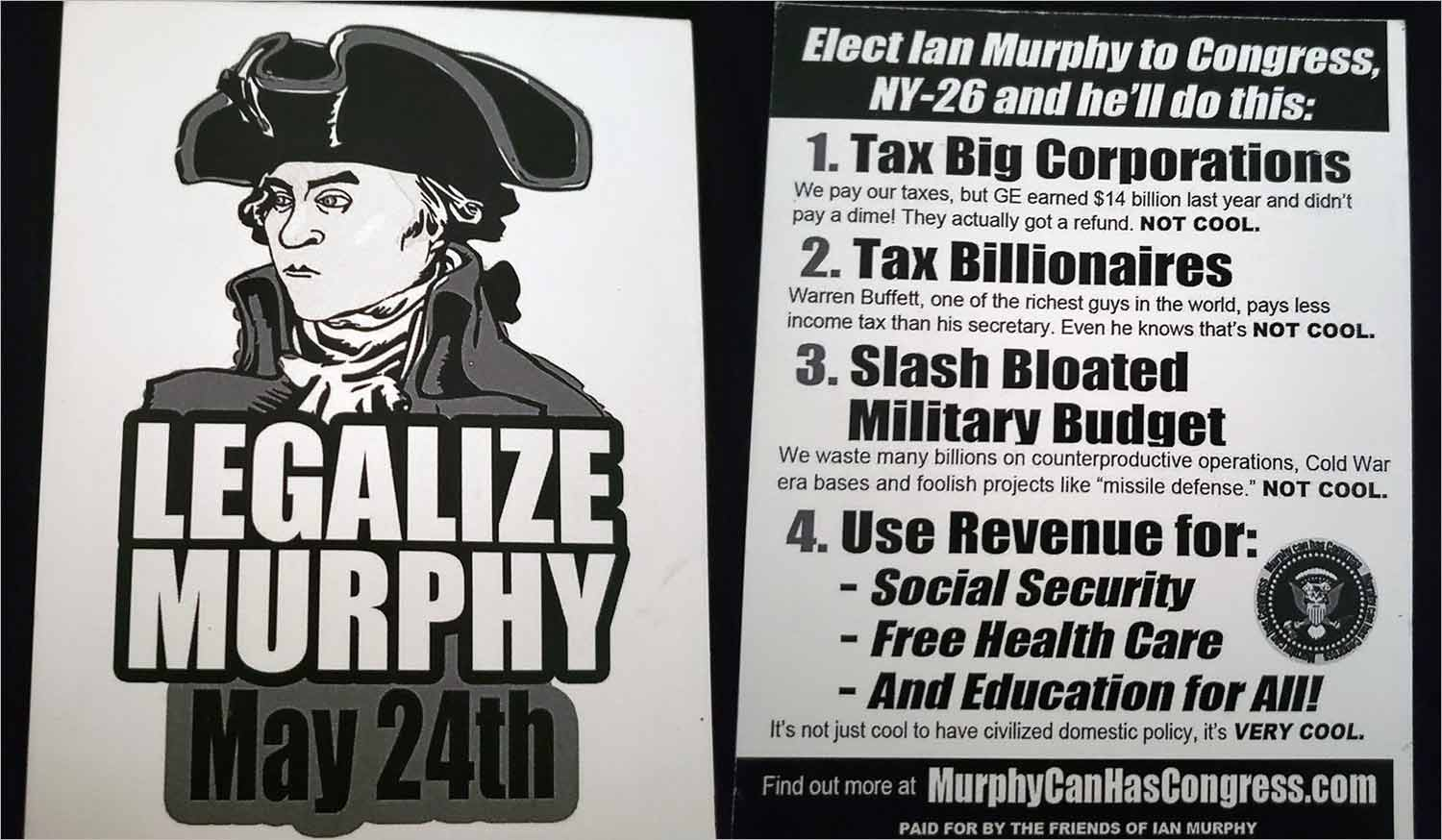 Ian Murphy for Congress