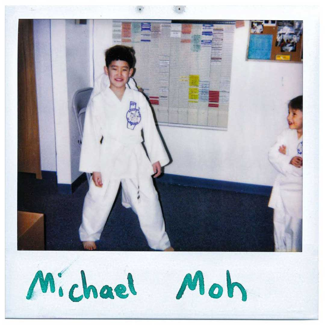 Young Mike Moh