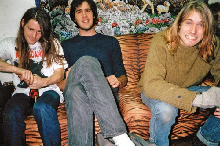 "Nirvana's darkest song, ""Polly,"" was recorded in Madison"