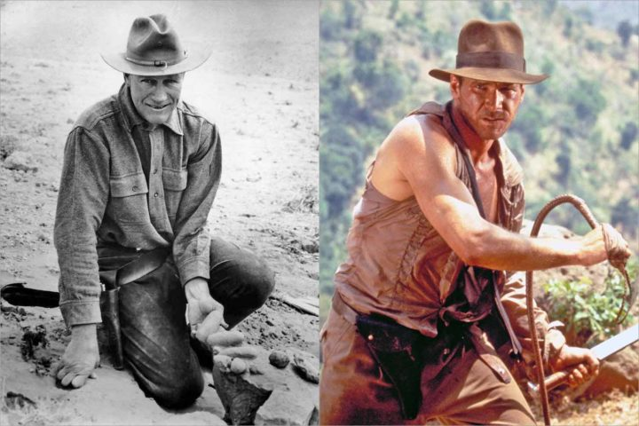 The real-life Indiana Jones was from Wisconsin