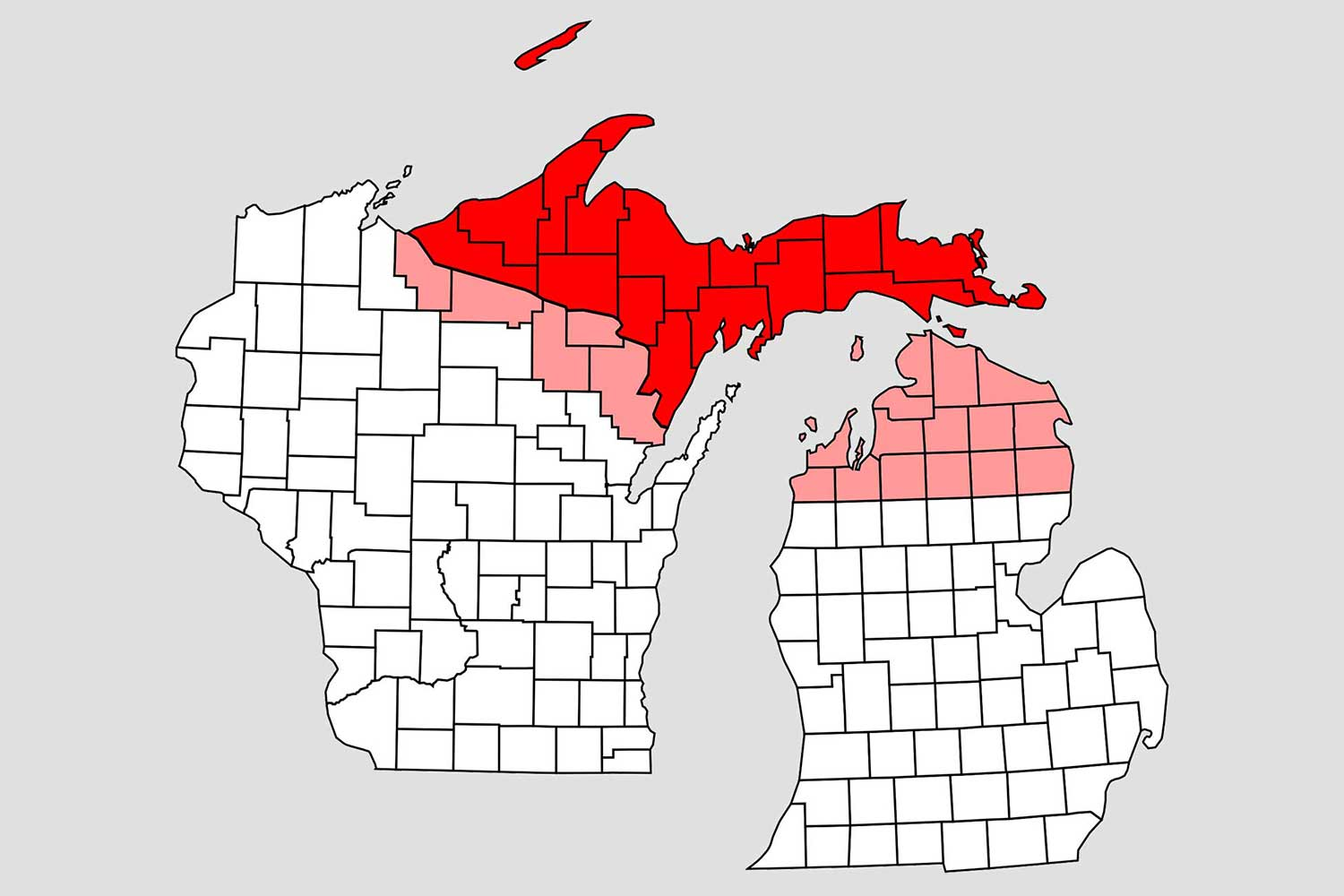 Proposed state of Superior