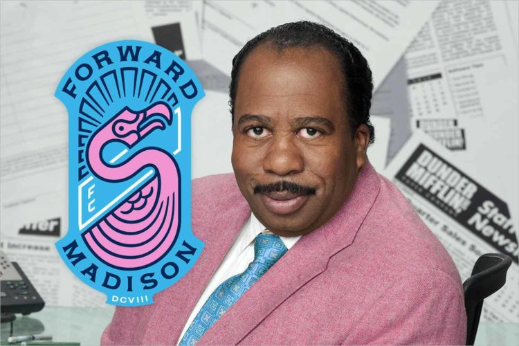 Leslie David Baker, aka Stanley from The Office, to visit Forward FC game