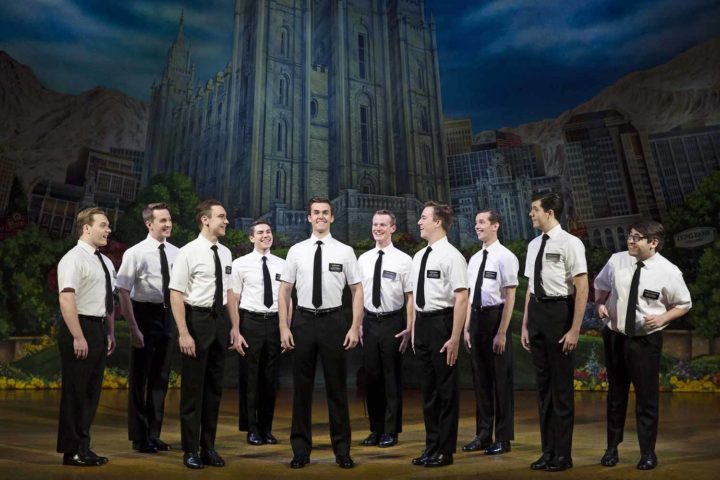 "This week in Madison: ""The Book of Mormon,"" Black Mountain and more"