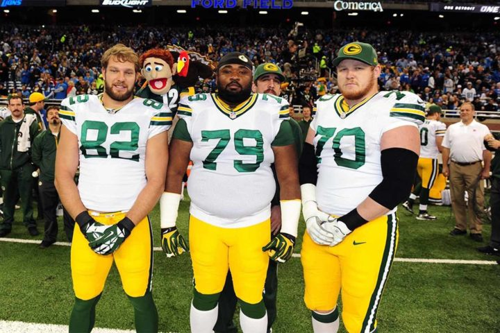 Aaron Rodgers may have bombed his last photo