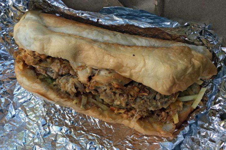 The Great Sandwich Quest: Tripleta El Wiscorican