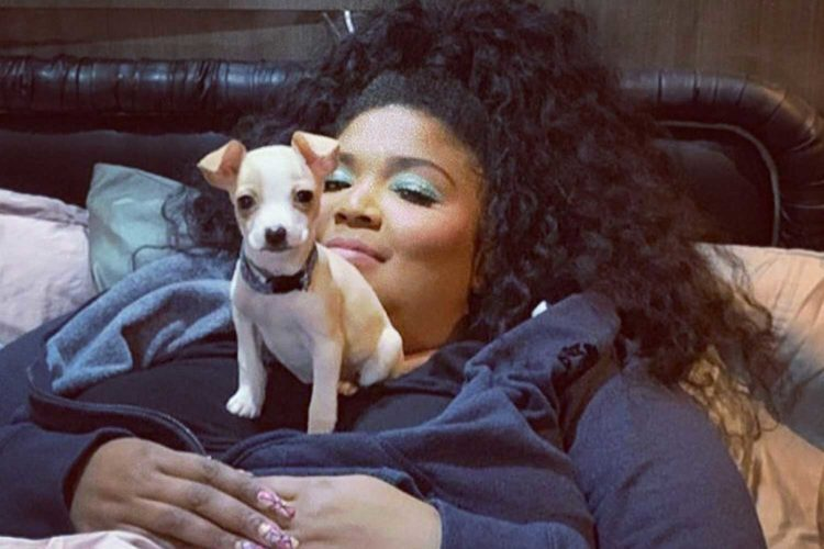 Meet Poke, the newest member of Lizzo's Girl Gang