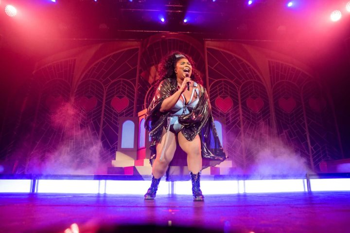 Lizzo makes a sold-out Sylvee her accessorary