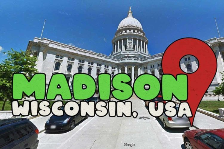 Let this chill YouTuber take you on a tour of Madison