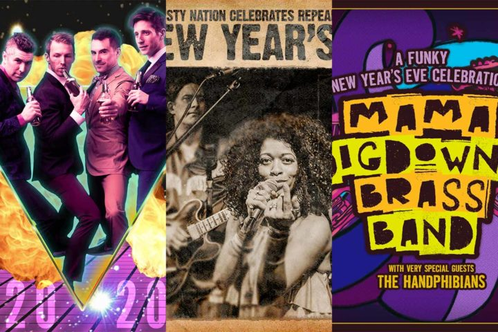 Win 2 tickets to New Year's Eve at Sylvee, Majestic or High Noon