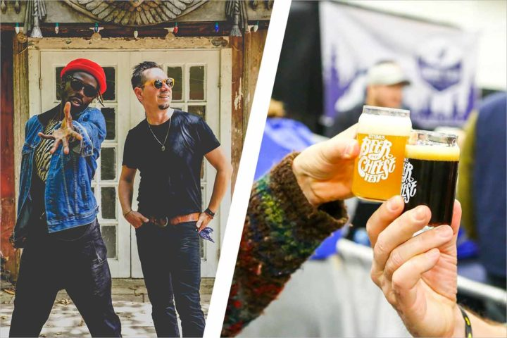 This week in Madison: Black Pumas, Beer and Cheese Fest, and more