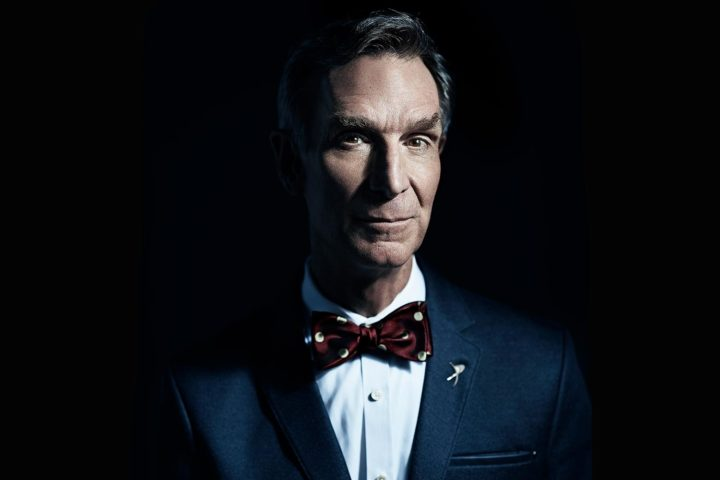 """Science rules!"": Bill Nye is coming to UW to talk about climate change"